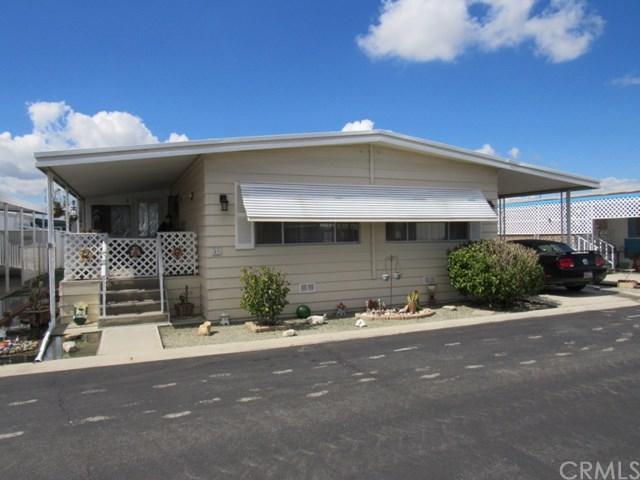 1895 W Devonshire Avenue #89, Hemet, CA 92545 (#SW19056326) :: The Laffins Real Estate Team