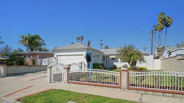 16949 Cantlay Street, Lake Balboa, CA 91406 (#SR19056197) :: J1 Realty Group