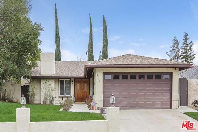 8471 Denise Lane, Canoga Park, CA 91304 (#19443314) :: RE/MAX Empire Properties