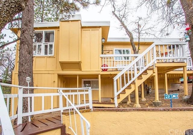32806 Deer Lick Lane, Running Springs Area, CA 92382 (#EV19057546) :: The Laffins Real Estate Team