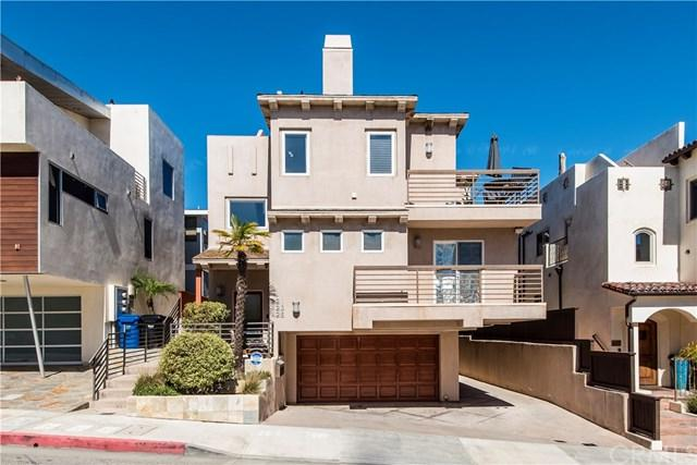 425 11th Street, Hermosa Beach, CA 90254 (#SB19055521) :: Naylor Properties