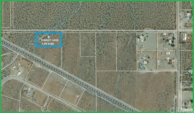 0 Luna Road, Phelan, CA  (#CV19057815) :: Millman Team