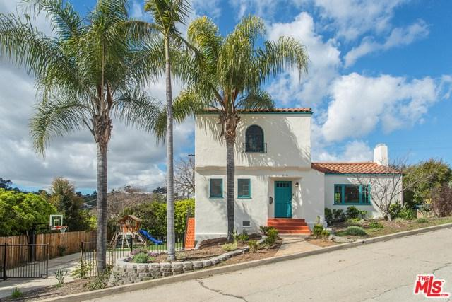 4541 Round Top Drive, Los Angeles (City), CA 90065 (#19444248) :: The Laffins Real Estate Team