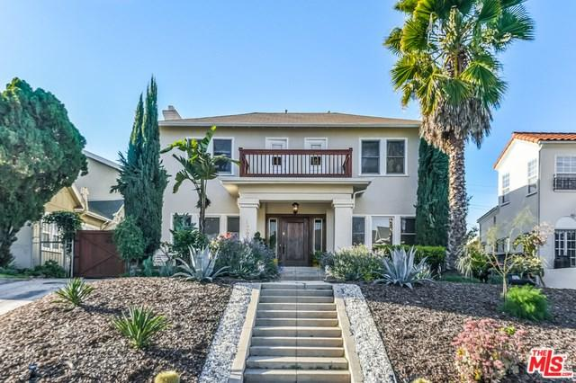 1263 S Windsor Boulevard, Los Angeles (City), CA 90019 (#19431764) :: RE/MAX Empire Properties
