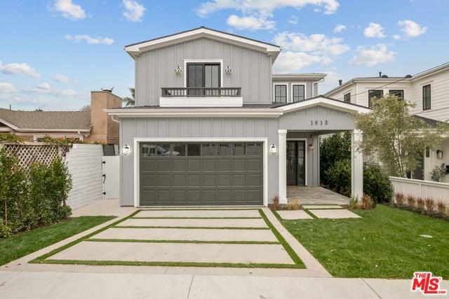 1813 Oak Avenue, Manhattan Beach, CA 90266 (#19433822) :: Naylor Properties