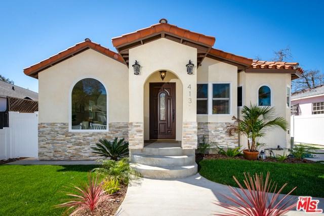 4131 Huntley Avenue, Culver City, CA 90230 (#19442108) :: RE/MAX Empire Properties