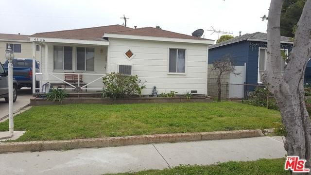 4306 W 165TH Street, Lawndale, CA 90260 (#19444450) :: The Laffins Real Estate Team