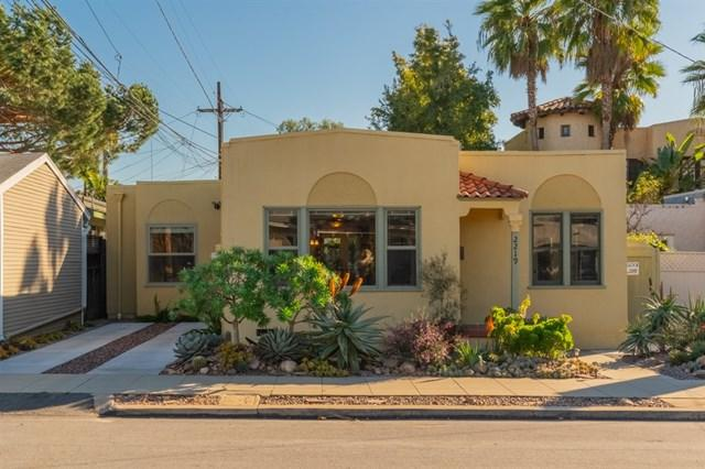 2219 Dwight St, San Diego, CA 92104 (#190014043) :: RE/MAX Empire Properties