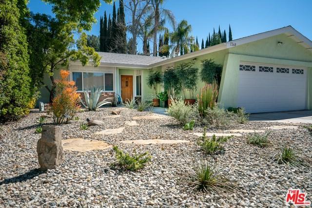 7348 Rubio Avenue, Lake Balboa, CA 91406 (#19444464) :: J1 Realty Group