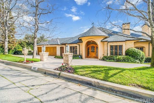 247 Oak Knoll Drive, Glendora, CA 91741 (#CV19051955) :: RE/MAX Empire Properties
