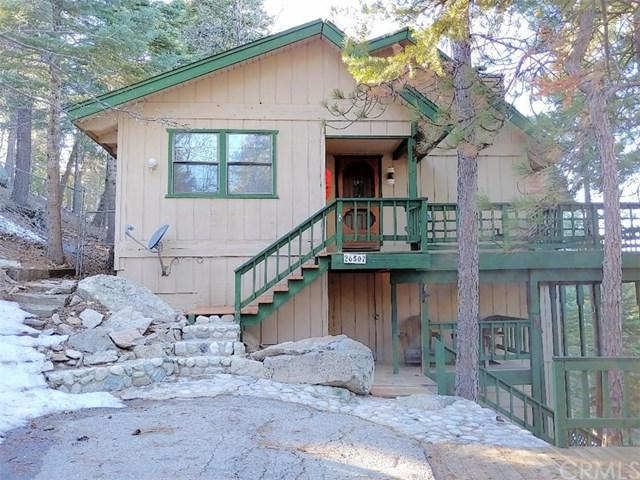 26507 Forest Lane, Twin Peaks, CA 92391 (#EV19058677) :: Millman Team