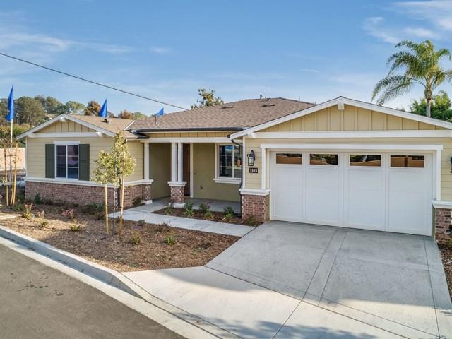 1145 Laurel Cove Ln, Encinitas, CA 92024 (#190014215) :: Jacobo Realty Group