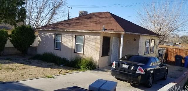931 W Buena Vista Street, Barstow, CA 92311 (#DW19059283) :: J1 Realty Group