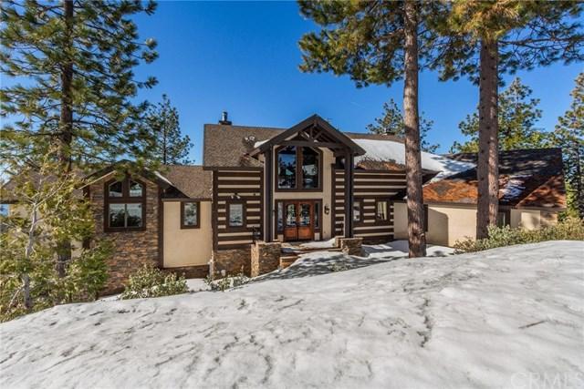 42534 Bretz Point Lane, Shaver Lake, CA 93664 (#FR19059248) :: Fred Sed Group