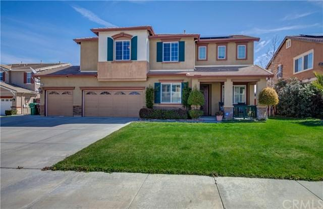 112 Lenore Court, Beaumont, CA 92223 (#OC19059075) :: Angelique Koster