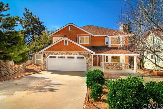 30028 Magic Drive, Running Springs Area, CA 92382 (#EV19059370) :: The Laffins Real Estate Team