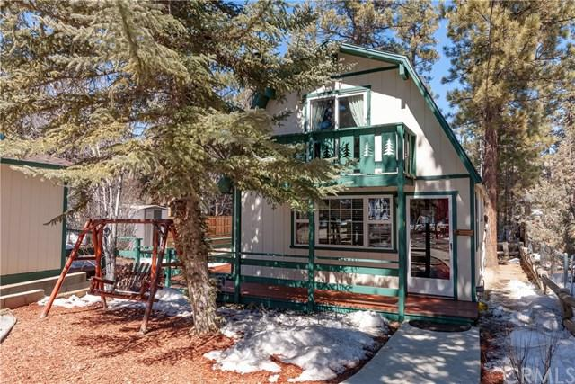 609 Booth Way, Big Bear, CA 92314 (#PW19059385) :: Millman Team