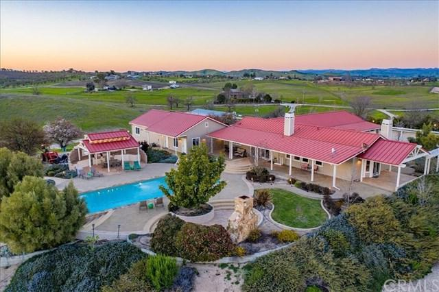 2325 Bella Tierra Lane, Paso Robles, CA 93446 (#NS19055612) :: RE/MAX Parkside Real Estate