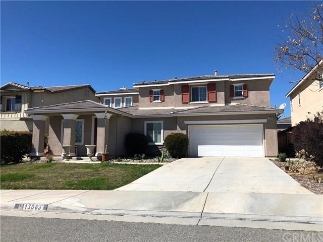 13063 Windhaven Drive, Moreno Valley, CA 92555 (#CV19059457) :: The DeBonis Team