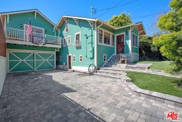 1211 N Westmoreland Avenue, Los Angeles (City), CA 90029 (#19444930) :: The Laffins Real Estate Team