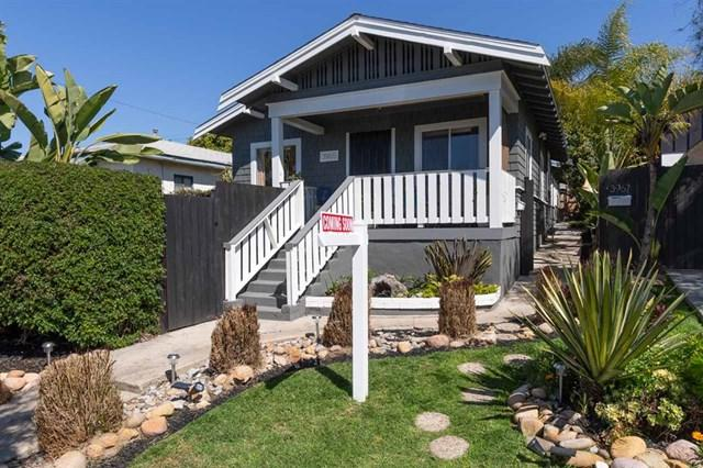 3965 Louisiana Street, San Diego, CA 92104 (#190014427) :: RE/MAX Empire Properties