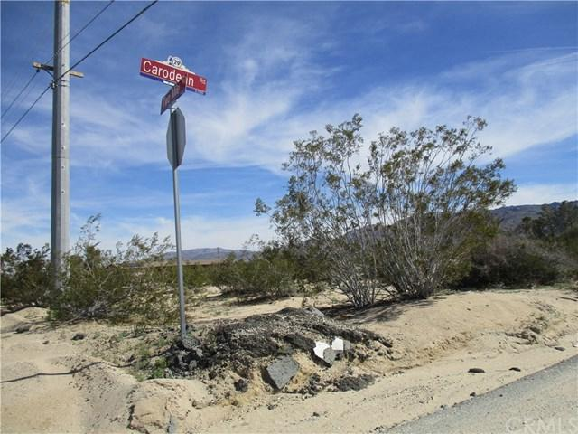 0 Two Mile Rd, 29 Palms, CA 92277 (#JT19059637) :: The Marelly Group | Compass