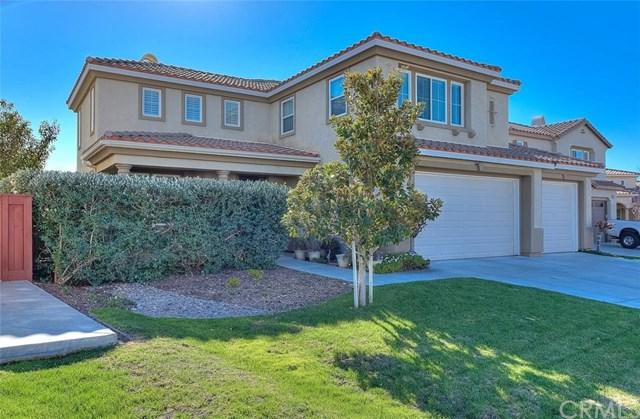 36251 Clearwater Court, Beaumont, CA 92223 (#IV19059727) :: Angelique Koster