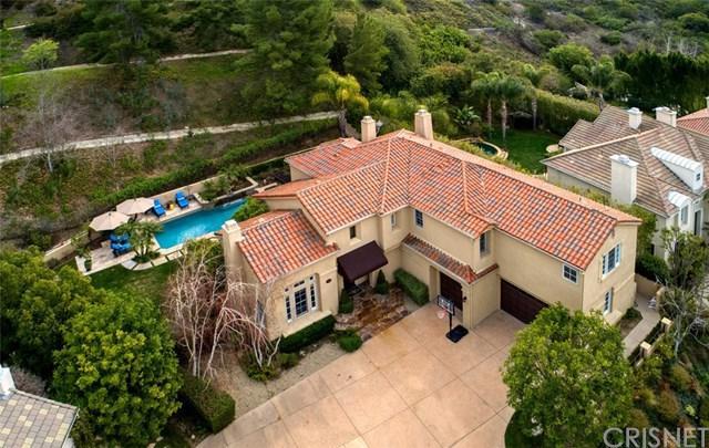 3484 Daniella Court, Calabasas, CA 91302 (#SR19050705) :: RE/MAX Empire Properties