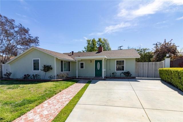 7820 Lasaine Avenue, Northridge, CA 91325 (#SR19059432) :: Go Gabby