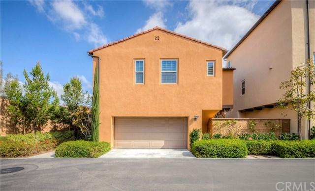 122 Kestrel, Irvine, CA 92618 (#PW19060084) :: Berkshire Hathaway Home Services California Properties