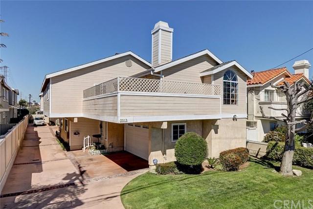 2513 Rockefeller Lane #1, Redondo Beach, CA 90278 (#SB19055738) :: The DeBonis Team