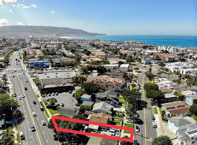 508 S Guadalupe Avenue, Redondo Beach, CA 90277 (#SB19060198) :: The Miller Group
