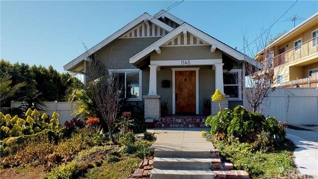 1145 W 2nd Street, San Pedro, CA 90731 (#PW19059947) :: Naylor Properties