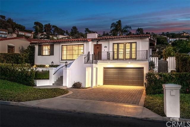 1612 Via Montemar, Palos Verdes Estates, CA 90274 (#SB19060574) :: Naylor Properties