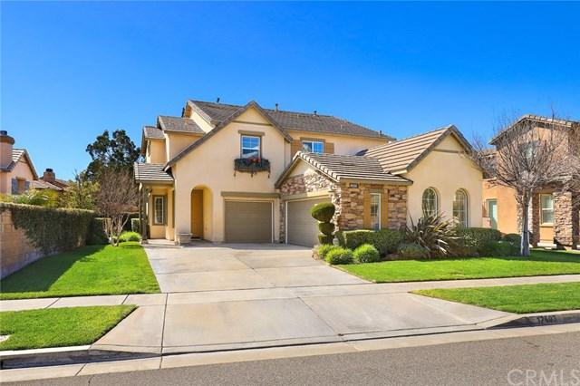 12603 Chimney Rock Drive, Rancho Cucamonga, CA 91739 (#TR19059991) :: Angelique Koster
