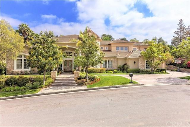 5100 E Copa De Oro Drive, Anaheim Hills, CA 92807 (#PW19060681) :: Ardent Real Estate Group, Inc.