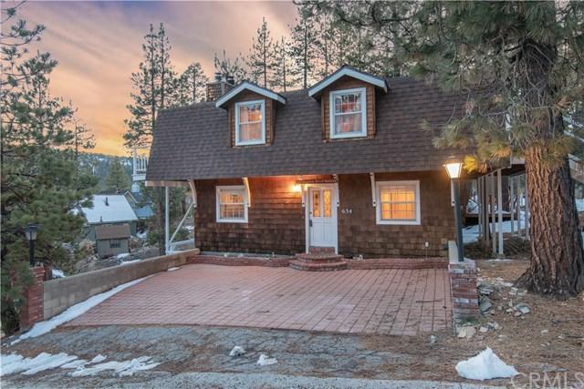 634 Catbird Lane, Big Bear, CA 92315 (#EV19060925) :: Millman Team