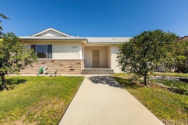 16637 Chatsworth Street, Granada Hills, CA 91344 (#SR19061478) :: J1 Realty Group