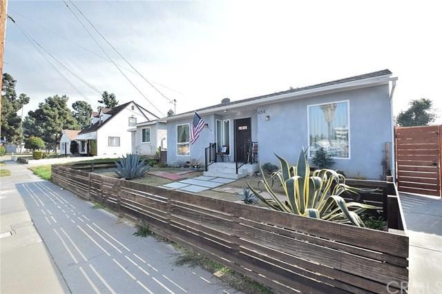 654 Aerick Street, Inglewood, CA 90301 (#SB19061594) :: Millman Team