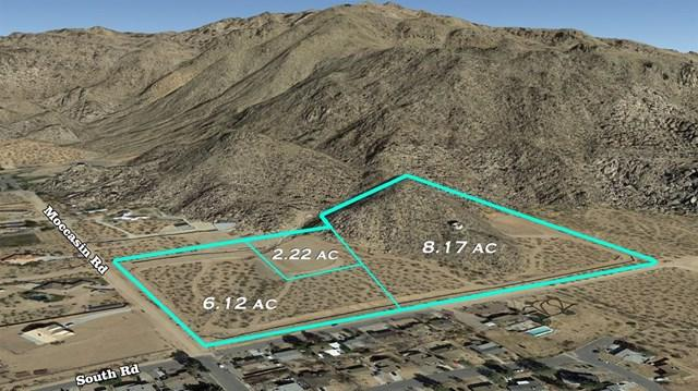 16549 Moccasin Road, Apple Valley, CA 92307 (#511177) :: Fred Sed Group