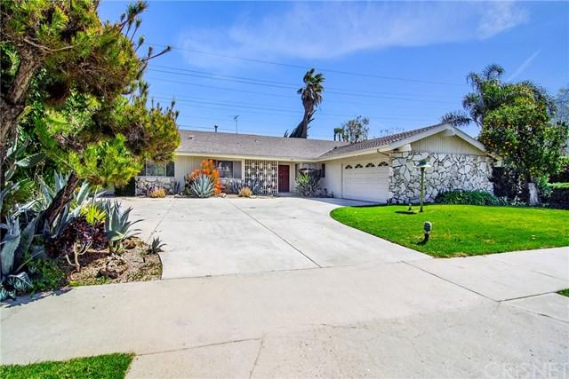 5274 Crebs Avenue, Tarzana, CA 91356 (#SR19061303) :: Fred Sed Group