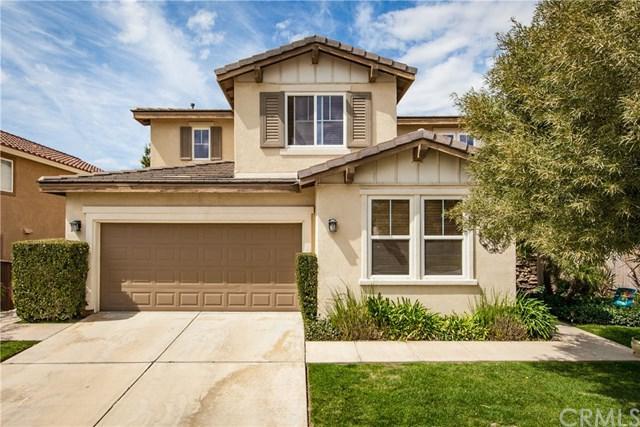 1445 Starry Skies Road, Beaumont, CA 92223 (#EV19061841) :: A|G Amaya Group Real Estate