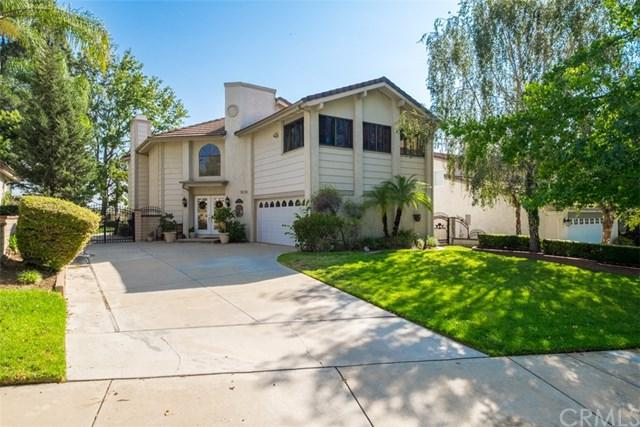2278 Olivine Drive, Chino Hills, CA 91709 (#TR19061900) :: RE/MAX Innovations -The Wilson Group