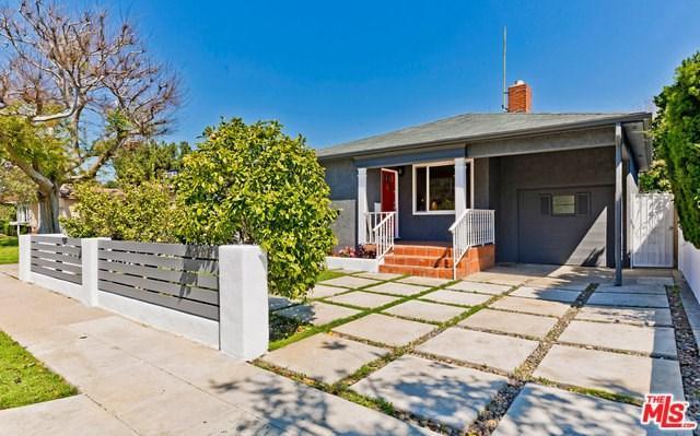 4348 Moore Street, Culver City, CA 90066 (#19445890) :: Go Gabby