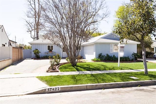 17422 Stagg Street, Northridge, CA 91325 (#BB19061674) :: Go Gabby