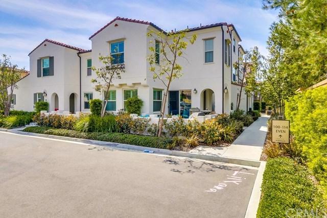 104 Borrego, Irvine, CA 92618 (#OC19058159) :: Fred Sed Group