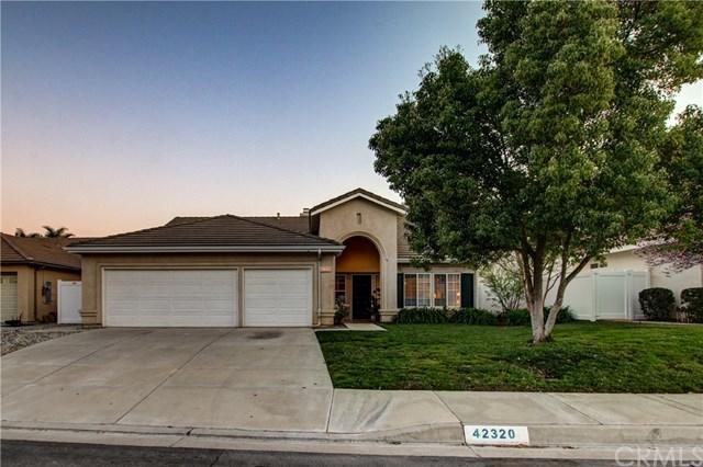 42320 Iron Gate Ln, Murrieta, CA 92562 (#SW19047339) :: J1 Realty Group