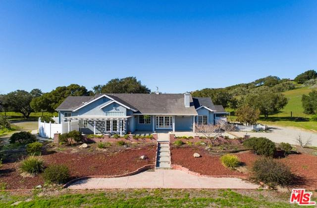 2425 Cebada Canyon Road, Lompoc, CA 93436 (#19445984) :: RE/MAX Parkside Real Estate