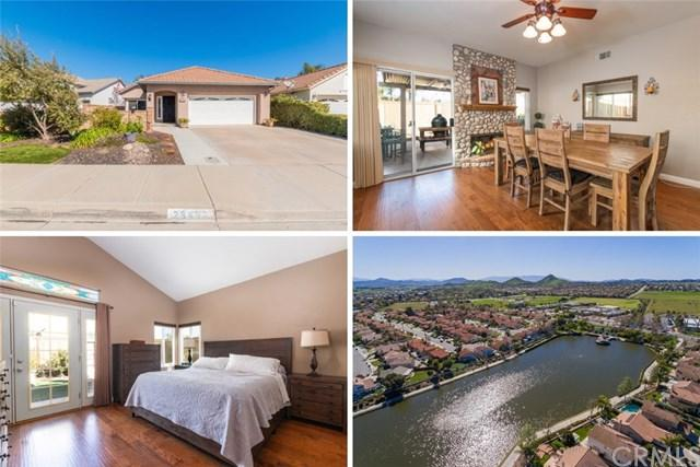 28402 Stillwater Drive, Menifee, CA 92584 (#SW19061123) :: Allison James Estates and Homes