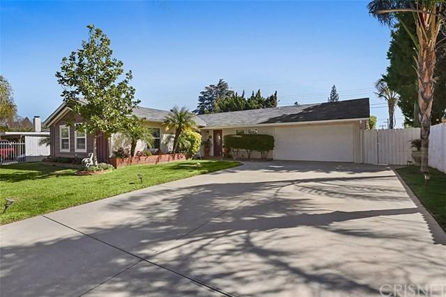 7100 Lena Avenue, West Hills, CA 91307 (#SR19057393) :: The Laffins Real Estate Team